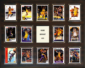 "NBA 16""x20"" Kobe Bryant Los Angeles Lakers 14-Card Plaque"
