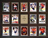 "NHL 16""x20"" Alex Ovechkin Washington Capitals 14-Card Plaque"