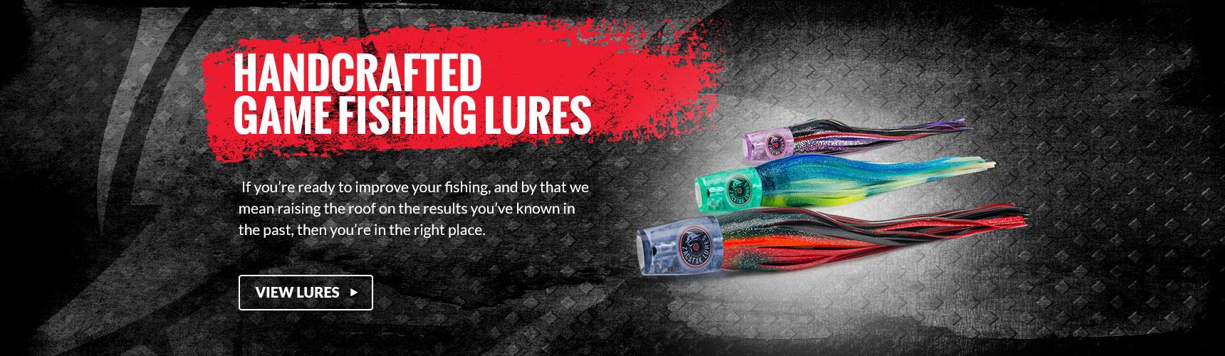 Game Fishing Lures