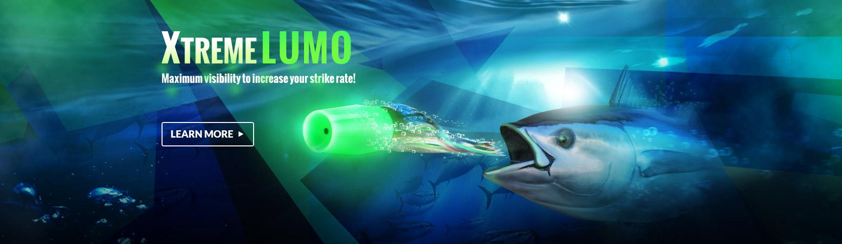 Xtreme Lumo - Zacatak Game Fishing Lures
