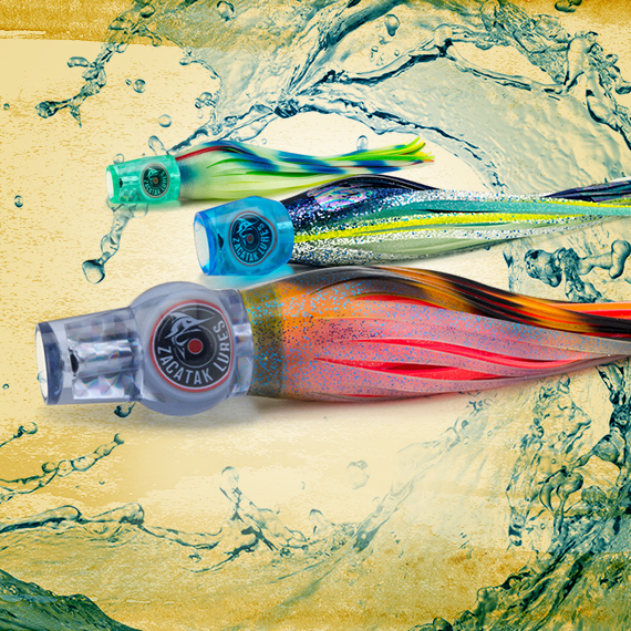 Game Fishing Lures