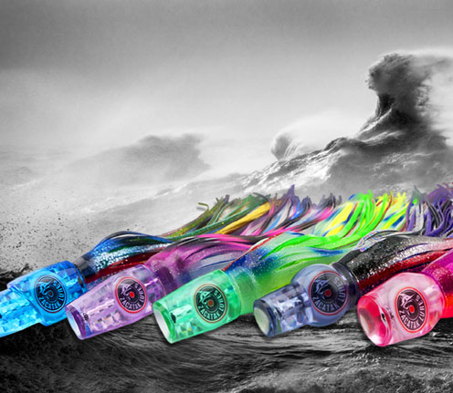 Big Game Fishing Trolling Lure Packs