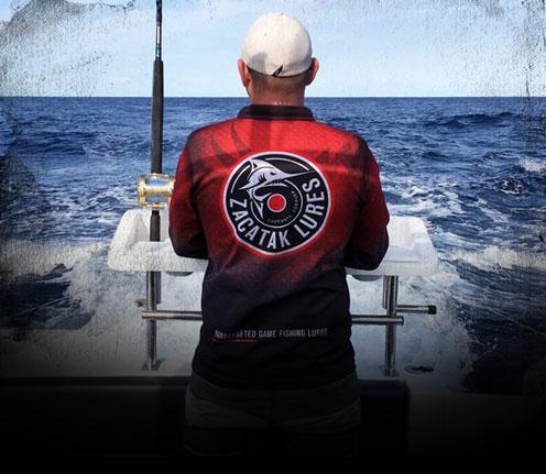 Big Game Fishing Zacatak Merchandise