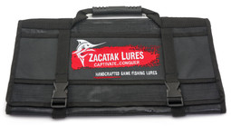 Game Fishing Lure Roll Bag Pocket - Zacatak Lures