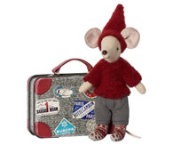 Maileg Travel Pixie in Mouse