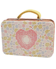 Maileg Metal Suitcase Floral