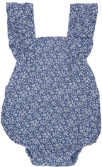 Toshi Baby Romper Bluebell