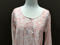 French Country Long Sleeved Nightie FCG340