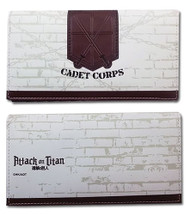 Wallet Attack on Titan 104th Cadet Corps Girls ge61886