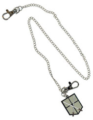 Wallet Chain Attack on Titan Cadet Corps ge62001