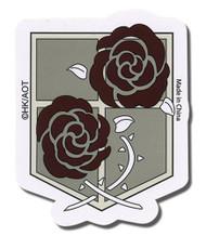 Sticker Attack on Titan Garrison Regiment ge55295