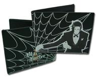 Wallet Black Butler 2 Claude Web ge61031