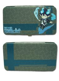 Hinge Wallet Blue Exorcist Rin ge61039
