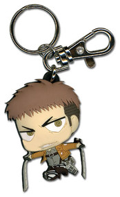 Key Chain Attack on Titan SD Chibi Jean Ring ge36911