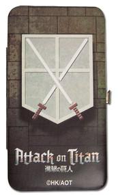 Hinge Wallet Attack on Titan Cadet Corps ge61107