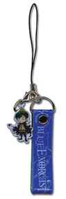 Cell Phone Charm Blue Exorcist Amaimon ge17006