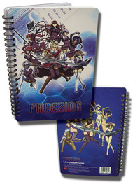 Notebook Freezing Group Stationary Note Book ge89062