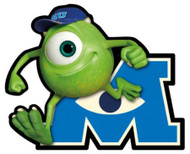 Car Magnet Disney Monster University Mike 21962