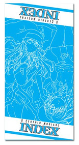 Towel Certain Magical Index Index & Misaka Beach/Bath ge58035
