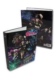 Binder Bodacious Space Pirates Group Stationery Folder ge13007