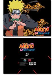 File Folder Naruto Shippuden Naruto Elastic Band ge26088