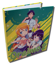 Binder Oreimo 2 Cast Stationery ge13077