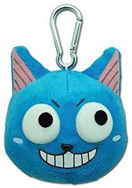 Key Chain Fairy Tail Happy Clip Plush ge87511
