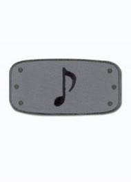 Patch Naruto Sound Villiage Logo Iron On ge7147