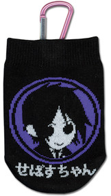 Cell Phone Bag Black Butler Sebastian Knitted Pouch ge17108