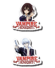 Pin Set Vampire Knight Zero & Yuki (Set Of 2 ) ge6743