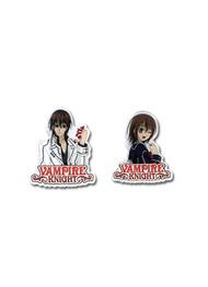 Pin Set Vampire Knight Yuki & Kaname (Set Of 2) ge6742