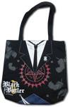 Tote Bag Black Butler 2 Sebastian ge11605