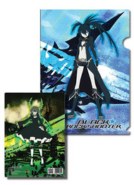 File Folder Black Rock Shooter & Dead Master Pack of 5 ge26069