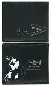Wallet Bakemonogatari Hitagi Stapler Bi-Fold ge61629