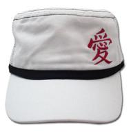 Baseball Cap Naruto Shippuden Gaara Love ge32033