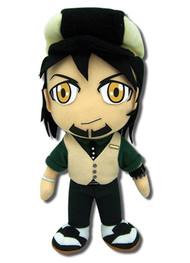 Plush Tiger & Bunny Kotetsu T. Kaburagi 8'' Soft Doll ge52000