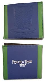 Wallet Attack on Titan Scout Regiment ge61822