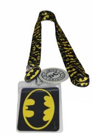 Lanyard DC Comics Batman Mini Logo lan-dc-0007