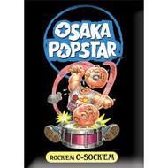 Magnet Osaka Popstar Rock 'Em O-Sock 'Em m-2529