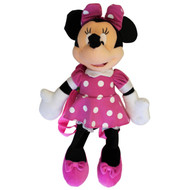 Plush Backpack Disney Minnie Mouse 3D Backpack Doll 28465