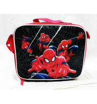Lunch Bag Marvel Spiderman Activity Black Kit Case us24788