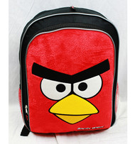 Backpack Angry Birds Red Birds Face (Large School Bag) Book an8289