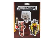 Sticker Minecraft Mobs Nether Game j4038