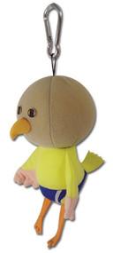 Character Goods Plush Clip Free! Iwatobi Chan ge37270