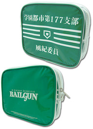 Cosmetic Bag Certain Scientific Railgun ge22000