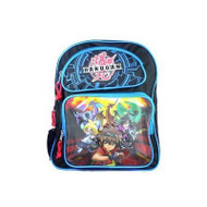 "Medium Backpack Bakugan 14"" School Bag Book bgta1904-2"
