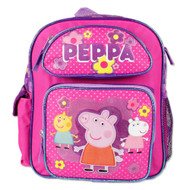 Small Backpack Peppa Pig Pink 107448