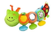 Baby Toys B Kids Snuggle n' Play Caterpillar 004832