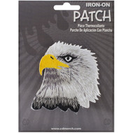 Patch Animals Eagle Head p-3540