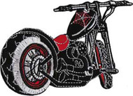 Patch Automoblies Spider Web Cycle p-3727